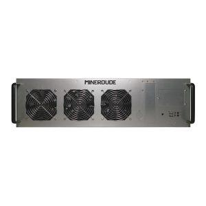 MinerDude G9 9 x Nvidia 8G CryptoCurrency Mining Rig 1 YEAR